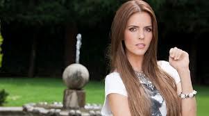 """Claudia Álvarez interpreta a Verónica en """"porque el Amor Manda"""""""