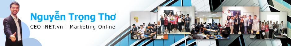 Nguyễn Trọng Thơ | Marketing Online Master