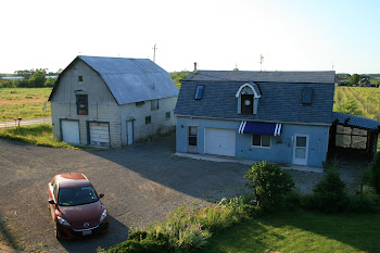 Barns and Parking