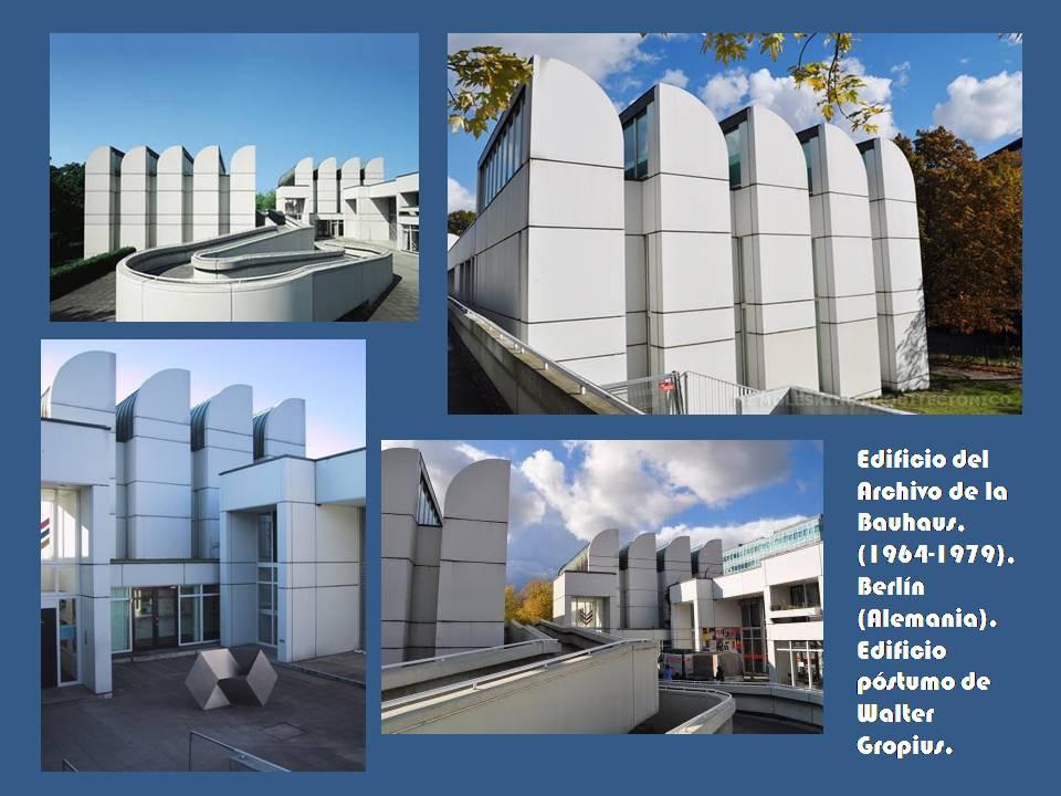 Gonzalo carazo dt 1 blume la bauhaus for Bauhaus berlin edificio