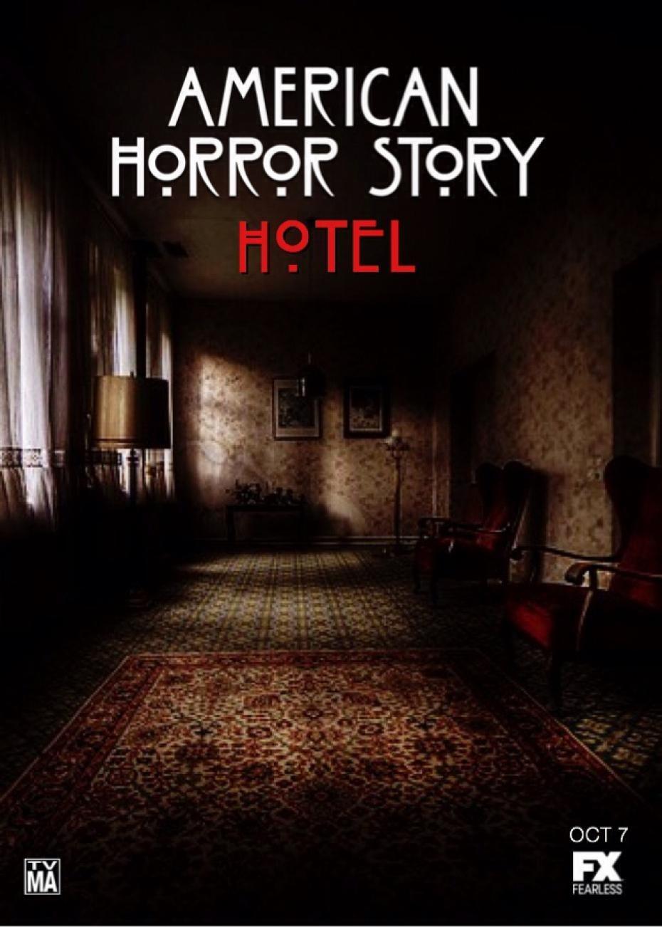 Câu chuyện kinh dị Mỹ 5: Khách sạn