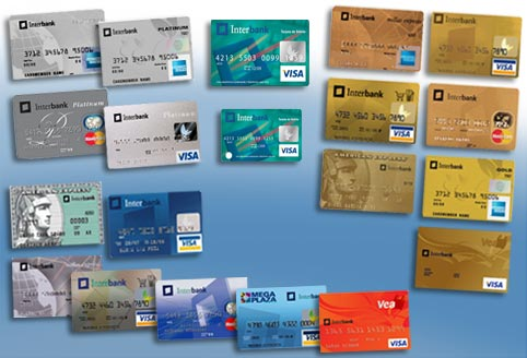 Tarjetas Del Banco Interbank