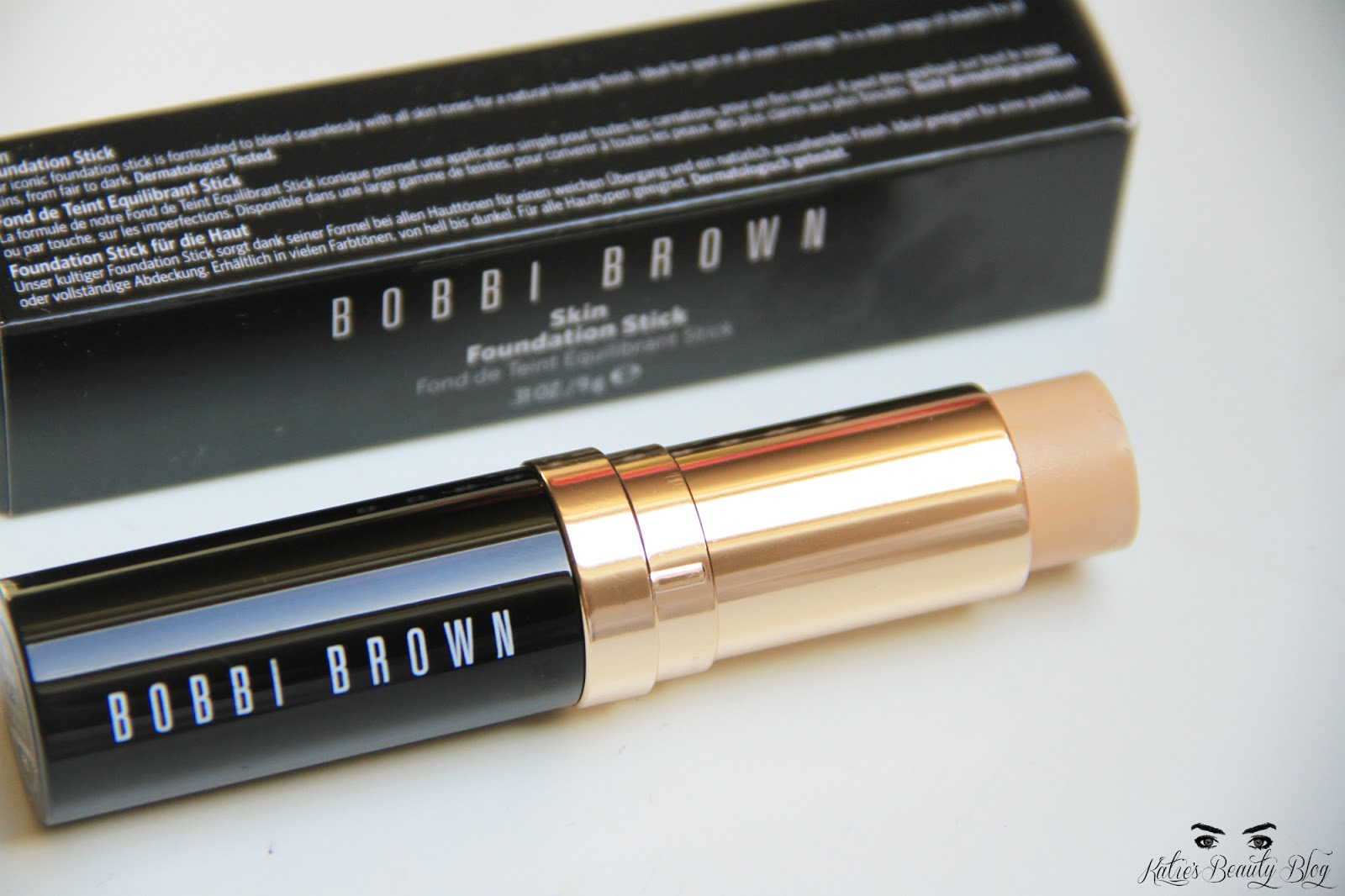 Bobbi Brown The New Skin Foundation Stick Review Katie Snooks