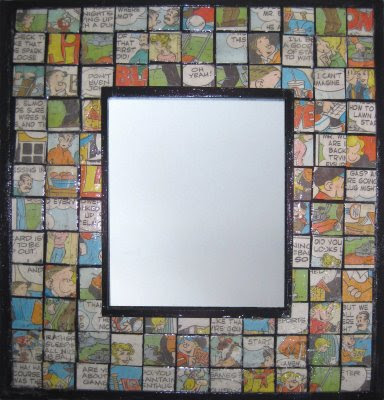 The Art Of Up Cycling Diy Mirror Frame Ideas You Can Make With Junk