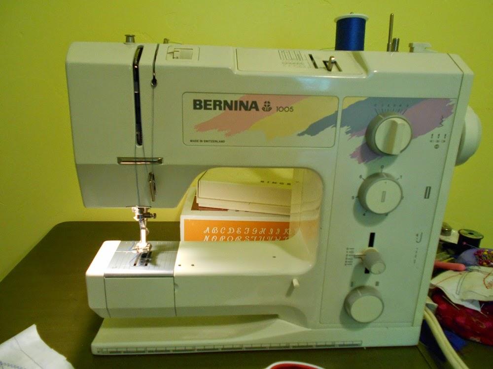 Thin Man Sewing Bernina 40 Sewing Machine Custom How Much Is A Bernina Sewing Machine