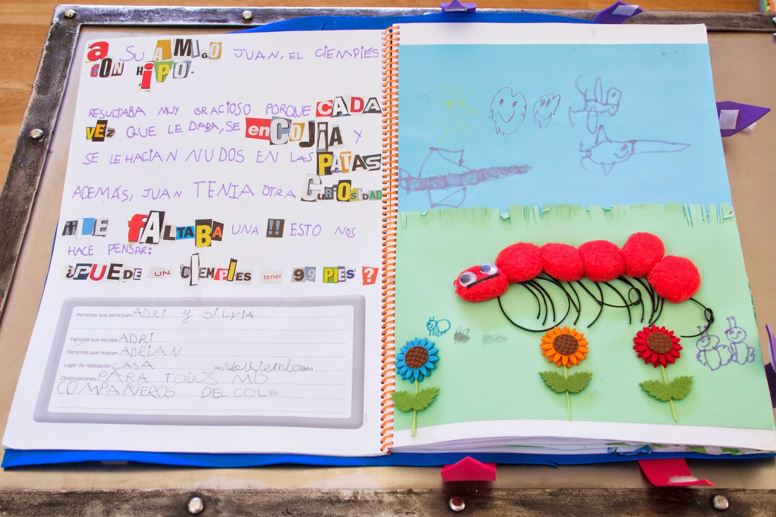 Ideas libro viajero infantil 3 a os - Ideas libro viajero infantil ...