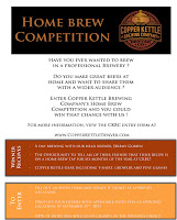 Copper Kettle Homebrew Competition