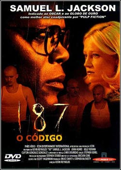 Download - 187 O Código - DVDRip Dual Áudio