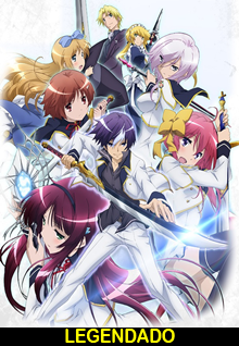 Assistir Seiken Tsukai no World Break Legendado Online