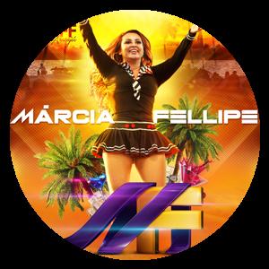CD Márcia Fellipe Day Off Áudio DVD ( 2016 )