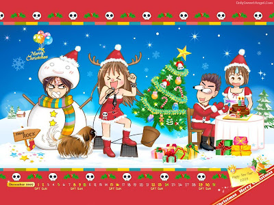 Merry Christmas Greetings 06