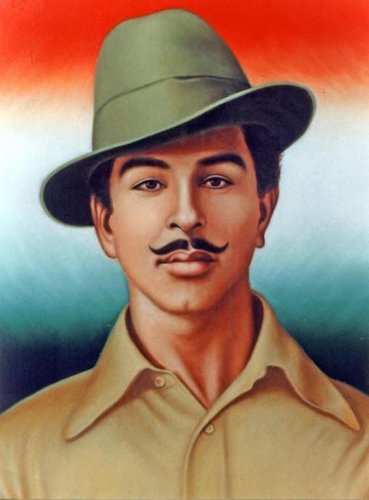 शहीद भगत सिंह...