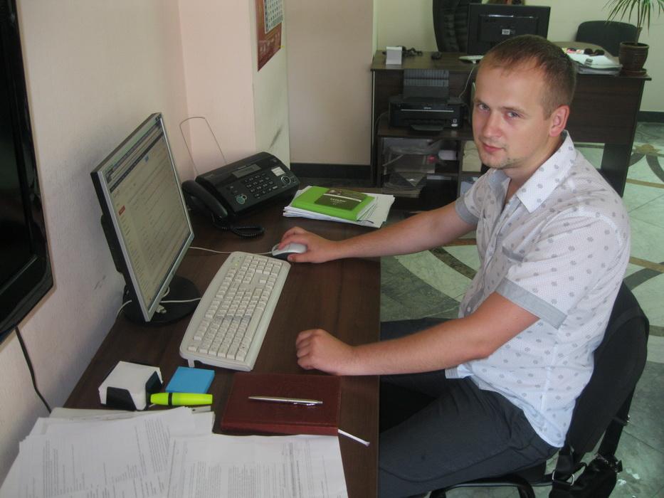 Работа в интернет студии