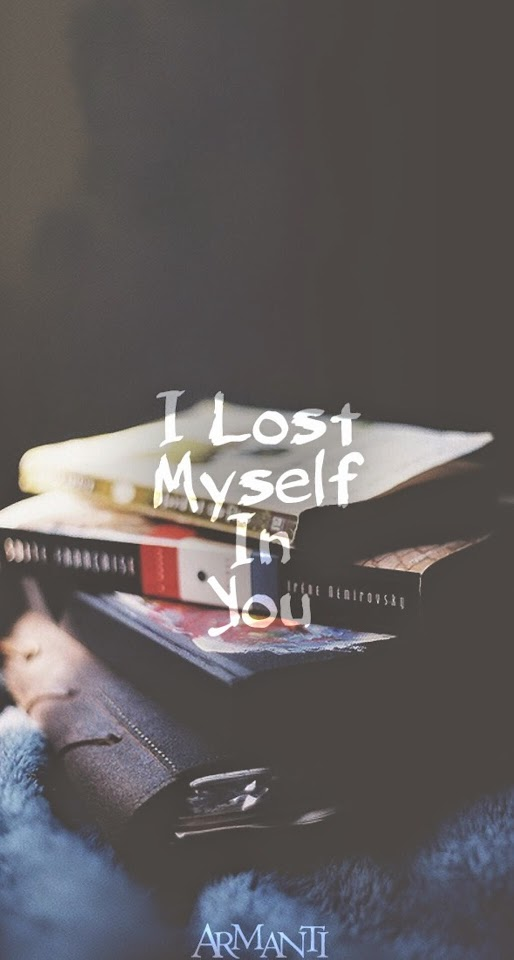 I Lost Myself In You  Galaxy Note HD Wallpaper