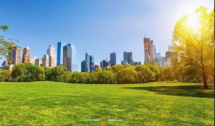 Vinhomes Central Park Tân Cảng kiến tạo nên một chuẩn mực khác biệt về phong cách sống