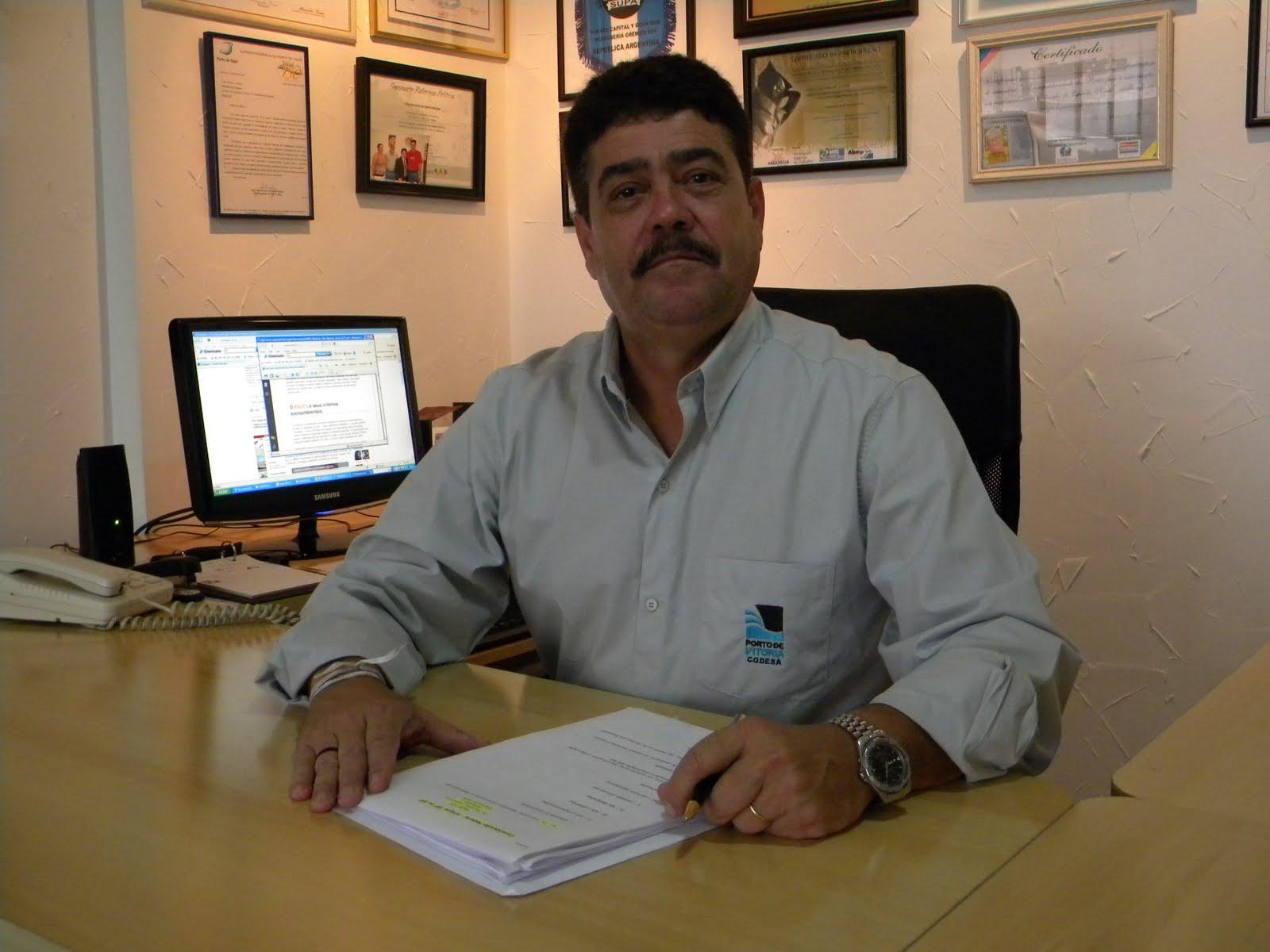 Presidente da FNP