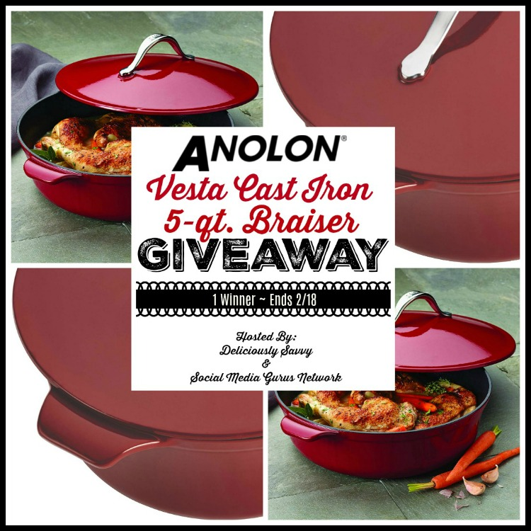 Cast Iron Giveaway