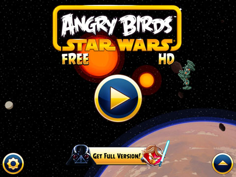 Angry Birds Star Wars Free App Game By Rovio