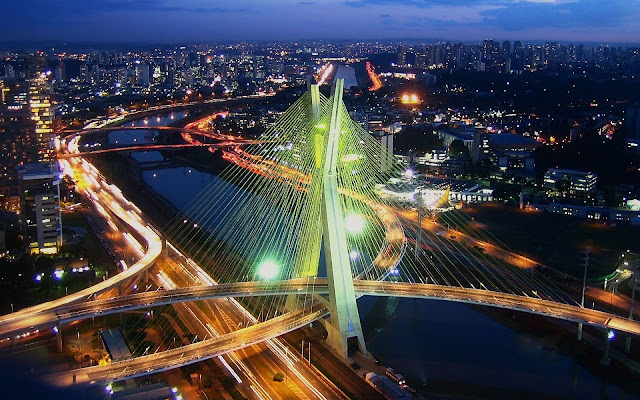 Nhung diem du lich ly tuong tai Sao Paulo My