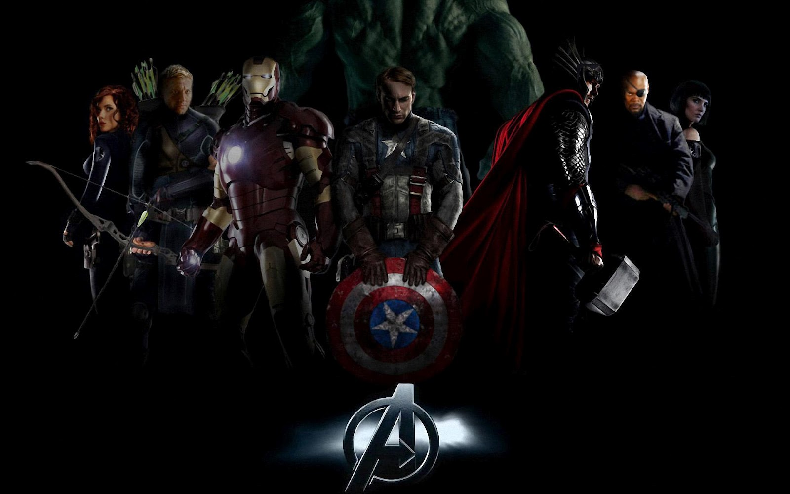 The Avengers Movie HD Wallpaper