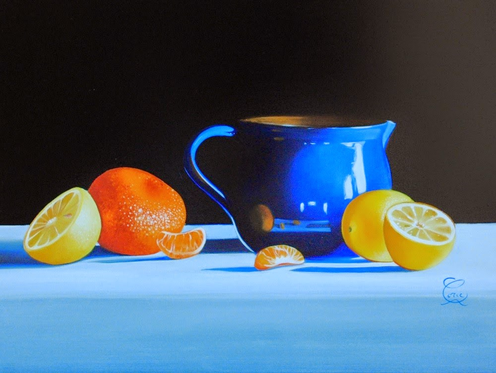 Corinne Moulenat, nature morte