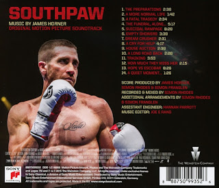 southpaw soundtracks