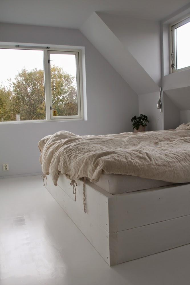 mariefriis: Lag din egen seng
