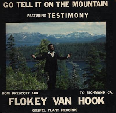 Flokey Van Hook  1981  Go tell it on the mountain