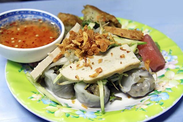 Bánh Cuốn - món ngon Hà Nội giữa lòng Sài Gòn...