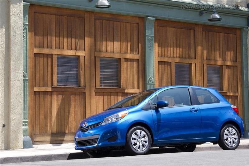 ��� ����� ������ ����� 2014 - ���� ������ ��� ������ ����� 2014 - Toyota Yaris Photos