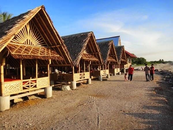 tempat makan wajib pergi Aroma Ikan Bakar, Pantai Jeram, Kuala Selangor http://apahell.blogspot.com/