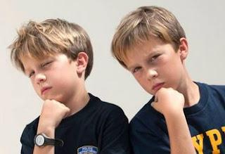 Hermanos y actores, gemelos de Los misterios de Laura
