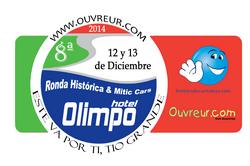 Ronda Histórica Hotel Olimpo 2014 - Isla