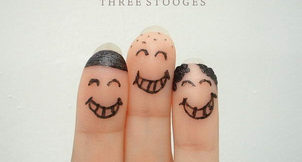 Cutest Finger Art Examples