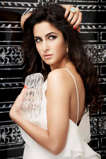 Katrina Kaif Latest Hot Photo shoot for  L'officiel