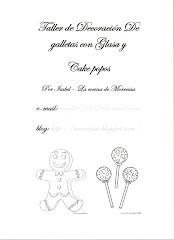 TALLER DE DECORACIÓN DE GALLETAS Y CAKE POPS (CON MORENISA)