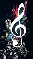 Music Symbol Samsung Galaxy S III Wallpapers