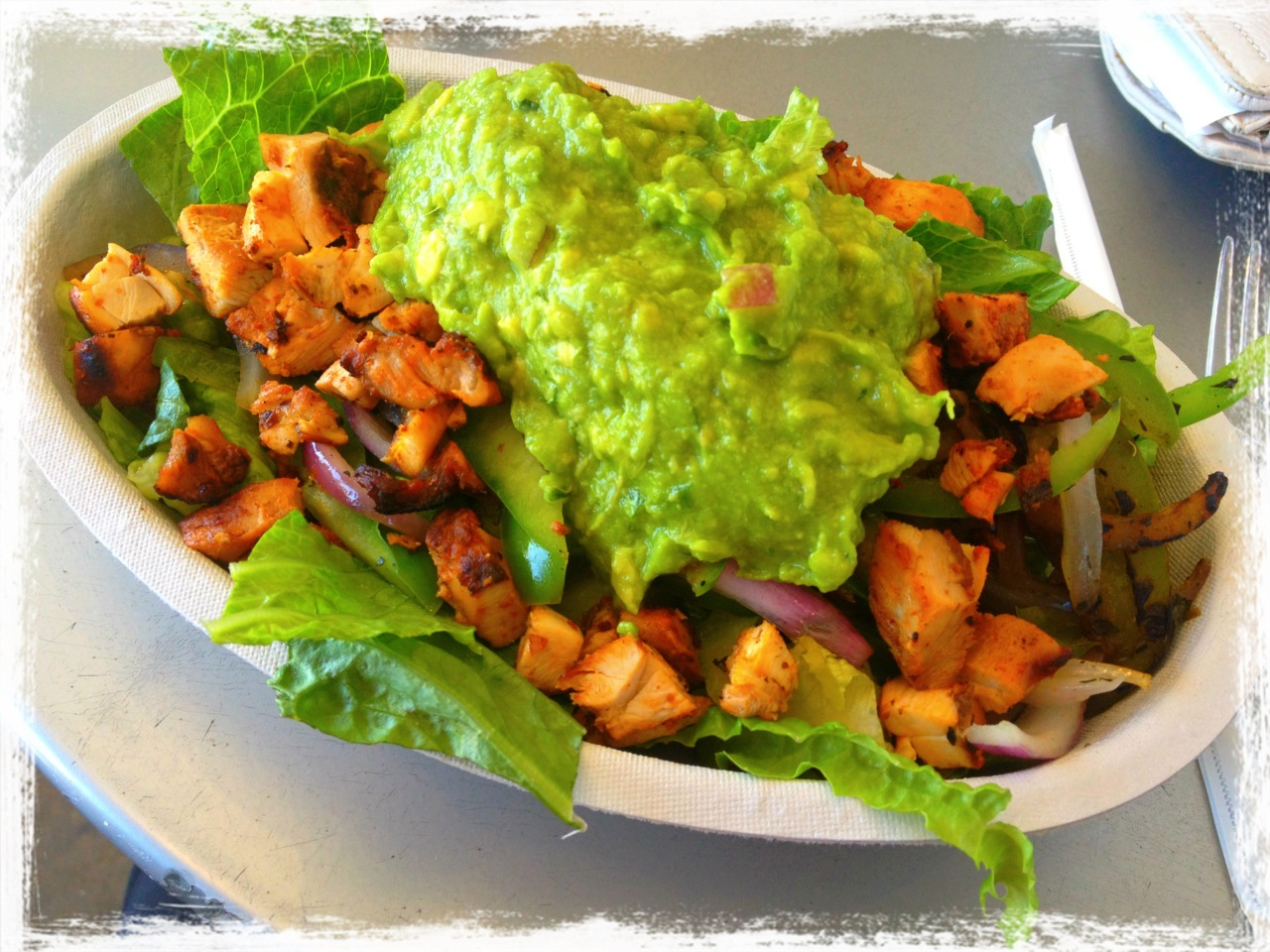 Eat Live Grow Paleo : Almost-as-good-as Chipotle's Chicken ...