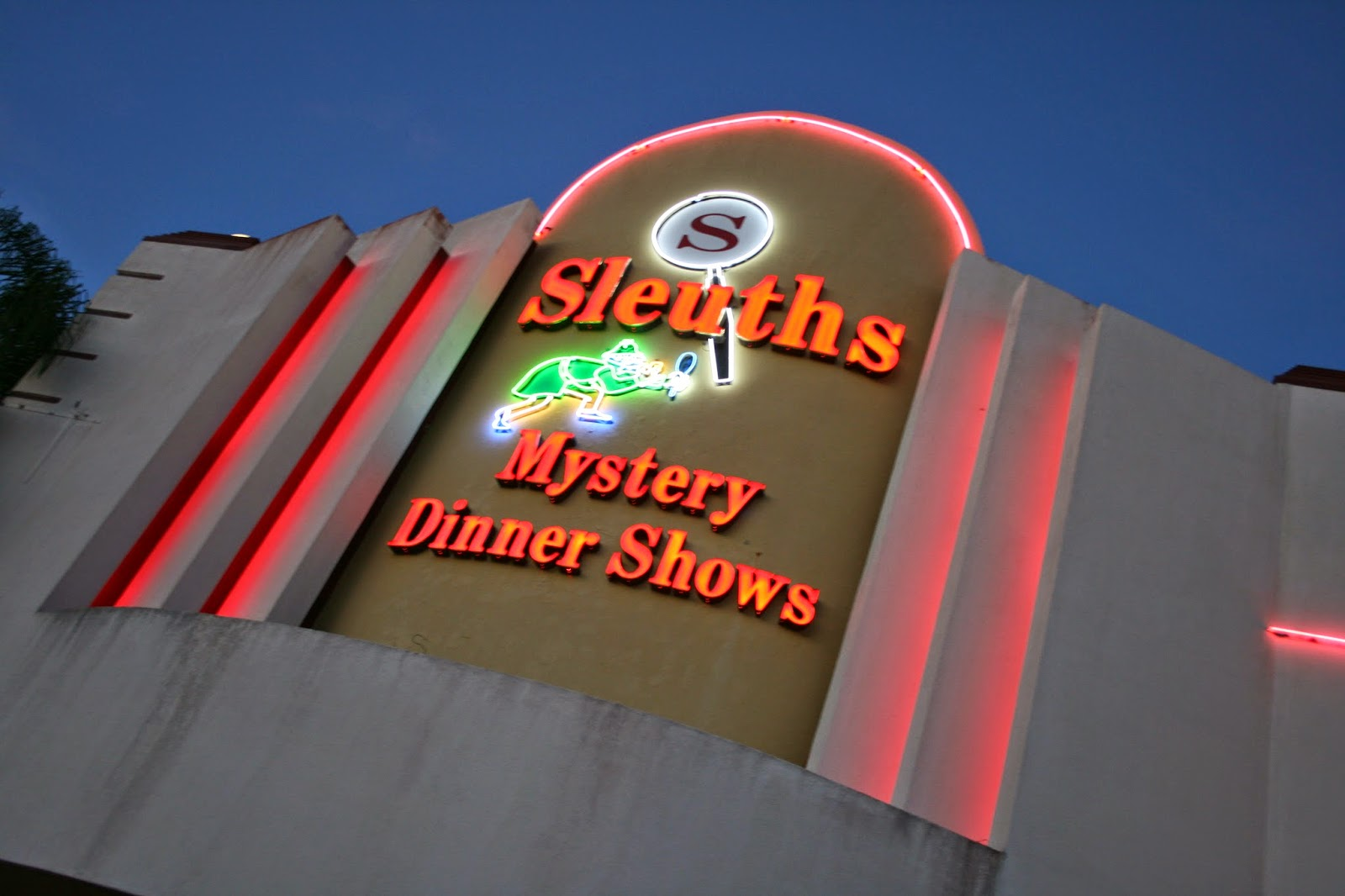 Sleuths Mystery Dinner Shows em Orlando