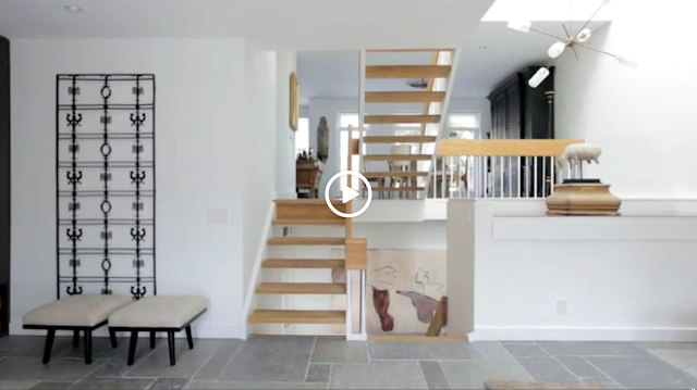 My Notting Hill: Amazing Design Ideas for a Split-Level