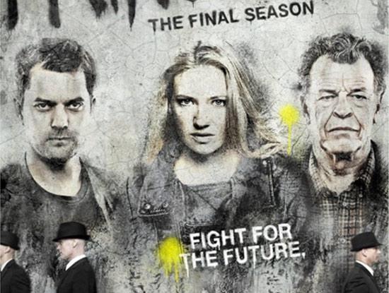 Última temporada de la serie Fringe