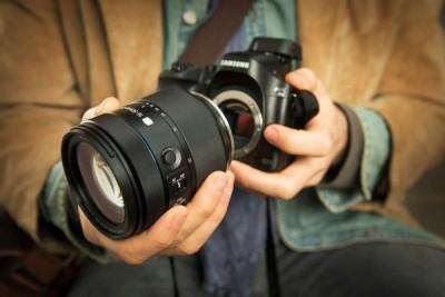 Kualitas Samsung Camera NX30 Lebih Baik dari DSLR?