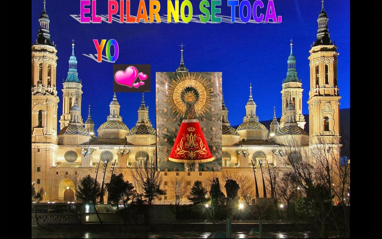EL PILAR NO SE TOCA