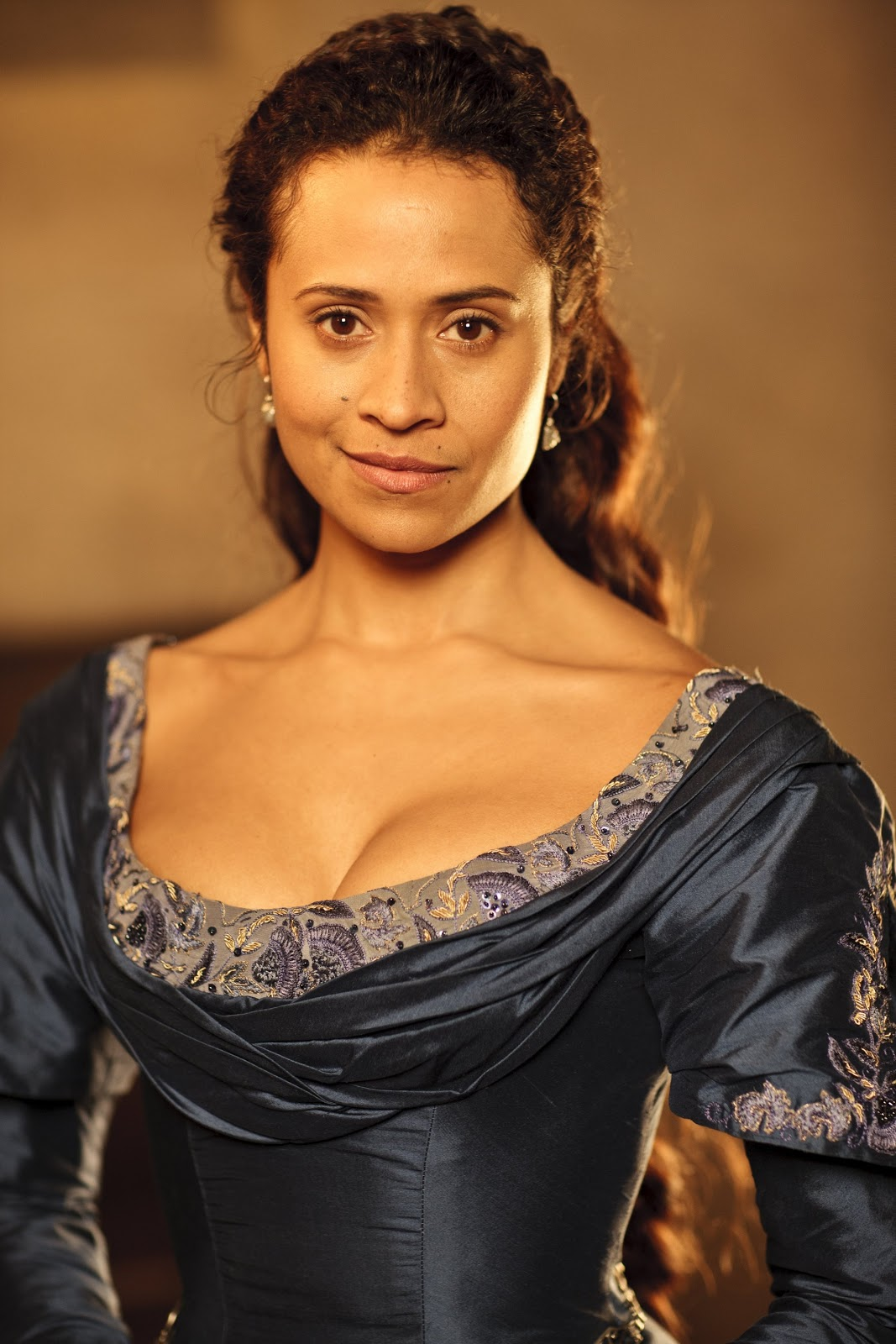 Naked angel coulby