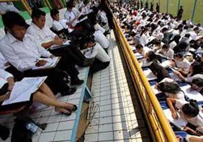 21 Sekolah Siap Tampung Tes CPNS