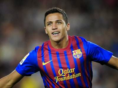 Spurs interested in Barcelona's Alexis Sanchez