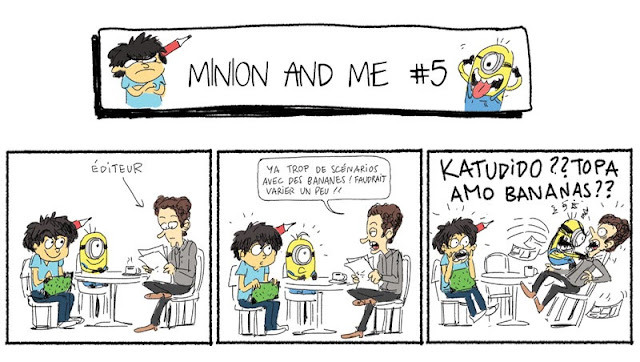 Minion and Me #5 - Critique 2