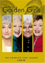 Assistir The Golden Girls 1 Temporada Dublado e Legendado