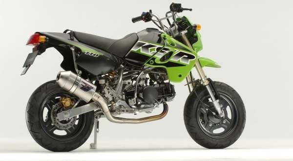 2011 Kawasaki KSR 110 Ref Want So Supermoto Mini   Gambar