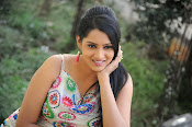 Actress Himajha Glamorous Photo shoot-thumbnail-8